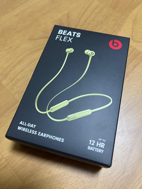Beats by Dr.Dre MYMD2PA/A Beats Flex ワイヤレスイヤフォン ユズイエロー