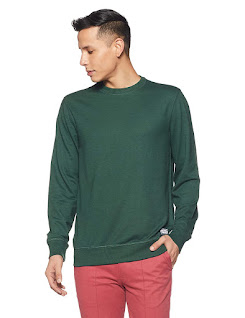 Symbol Men's Regular Fit Round Neck Sweatshirt