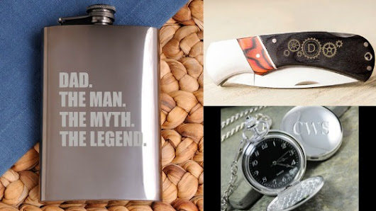 Where Brides (& Everyone Else) Go ...For What DADS Love! - Father's Day Gift Ideas