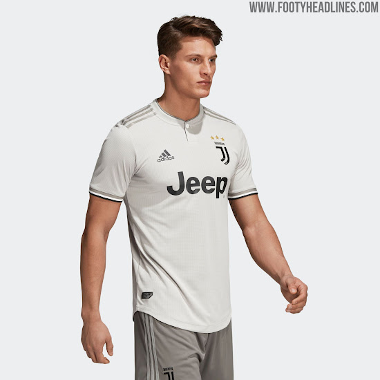 buy online ec910 4996c Juventus 18-19 Away Kit Released - Footy Headlines