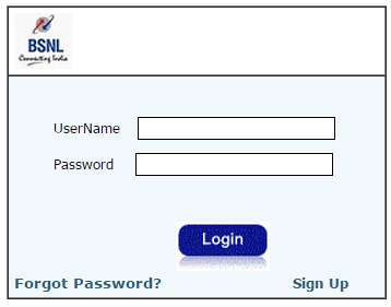 BSNL Online Recharge at www portal bsnl in Mobile Plans