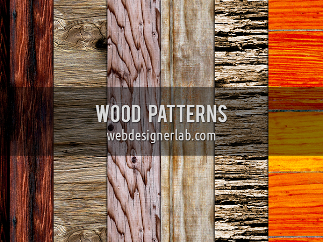 Photoshop Woods Patterns, free patterns
