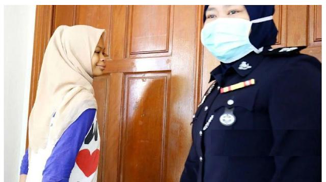 Nursahira dipenjara lima bulan, gagal jelaskan denda
