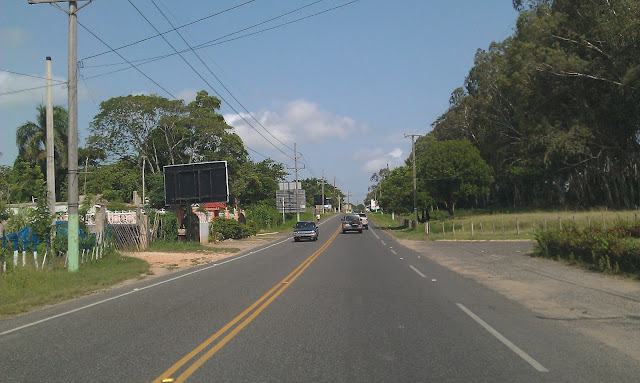 Carretera Sosúa - Cabarete