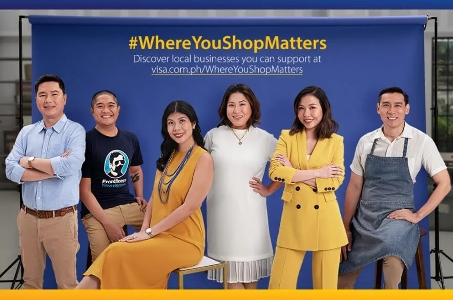 Visa, Shopee Call for Support for Local Merchants, SMEs Through Where You Shop Matters Campaign