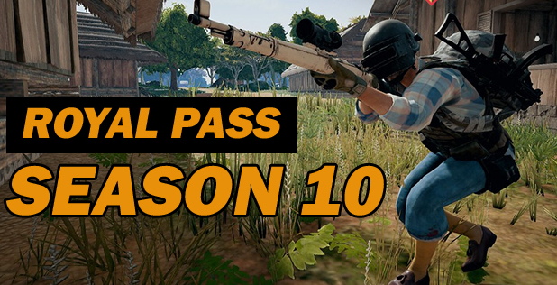 PUBG Mobile  Game Season 10 Latest Update with New Gun and Skins