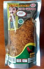 Abon Ayam Pak Gondo (100Gr)