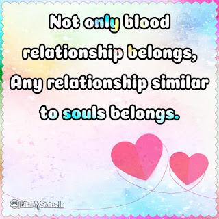 Relation status image