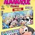Almanaques em quadrinhos para crianças do ensino fundamental