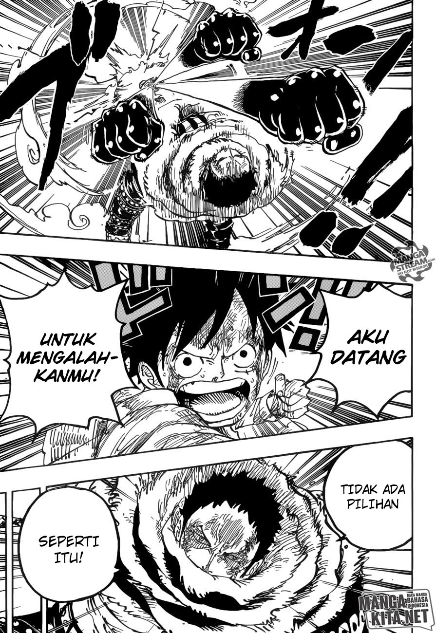 One Piece Chapter 888-4