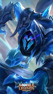 Helcurt Ice Scythe Heroes Assassin of Skins V3