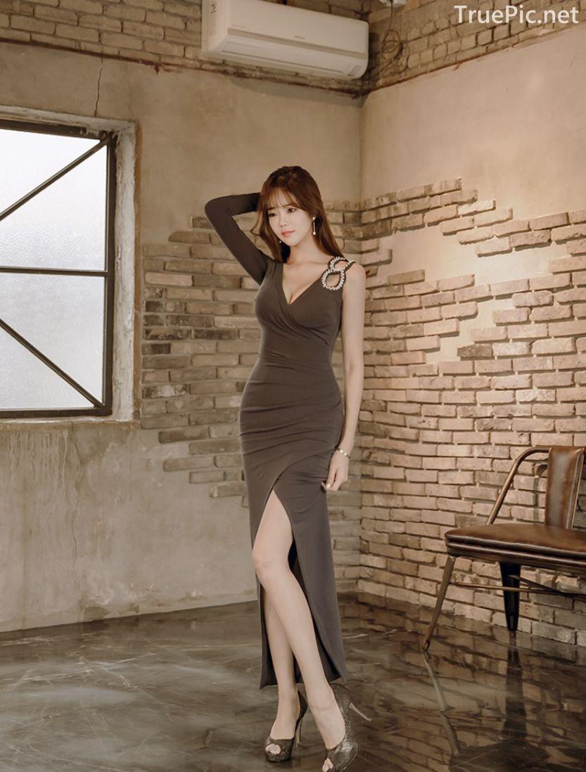 Korean Fashion Model - Kang Eun Wook - Indoor Photoshoot Collection - TruePic.net - Picture 7