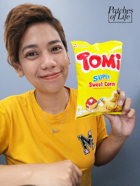 One of my all-time favorite snacks, Tomi!