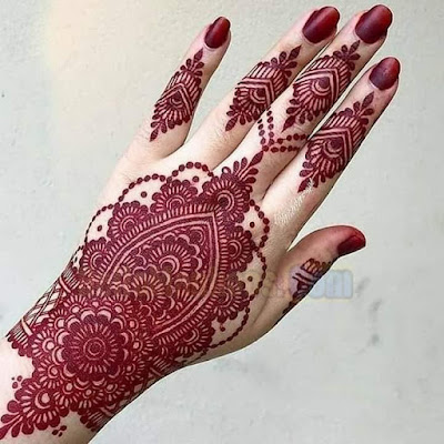 20+ Best Pakistani Mehndi Designs For Hand images
