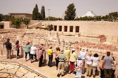 Turismo em Israel atrai milionários