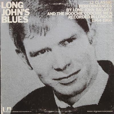 Long John Baldry And The Hoochie Coochie Men - Long John`s  Blues (1964-1966)
