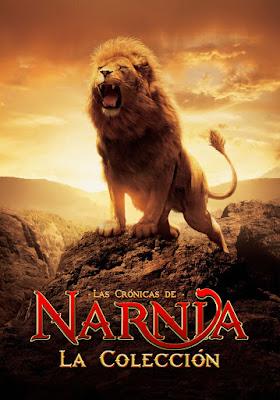 The Chronicles Of Narnia COMBO DVDHD DUAL LATINO 5.1 + SUB