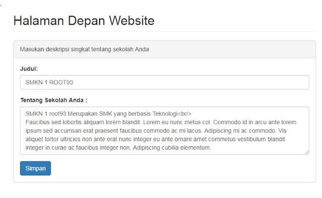 Aplikasi PPDB Online Gratis