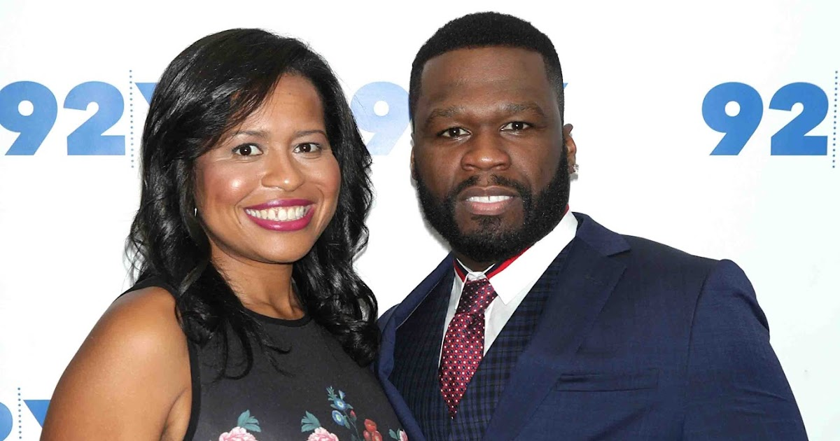 COURTNEY A. KEMP AND 50 CENT VISIT NYC 92Y