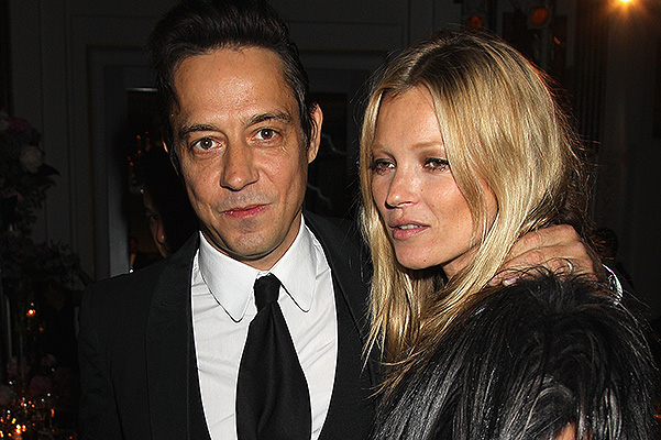 Kate Moss and Jamie Hince parted