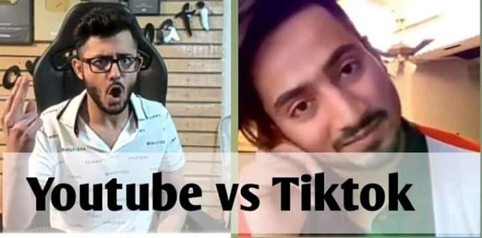 YouTube Vs tiktok money which is good platform to make money