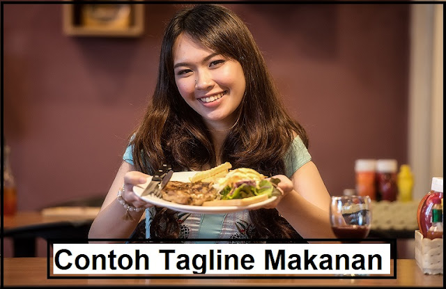 tagline makanan