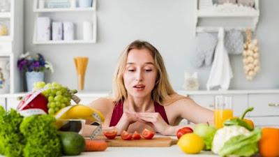 Lima Komponen Utama dari Diet Seimbang