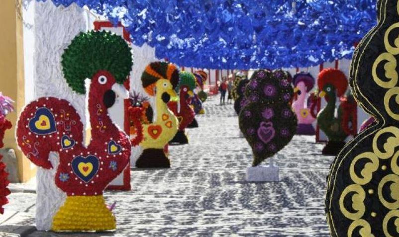 Portugal Conheca O Mais Belo Pais Da Europa Ruas Floridas De