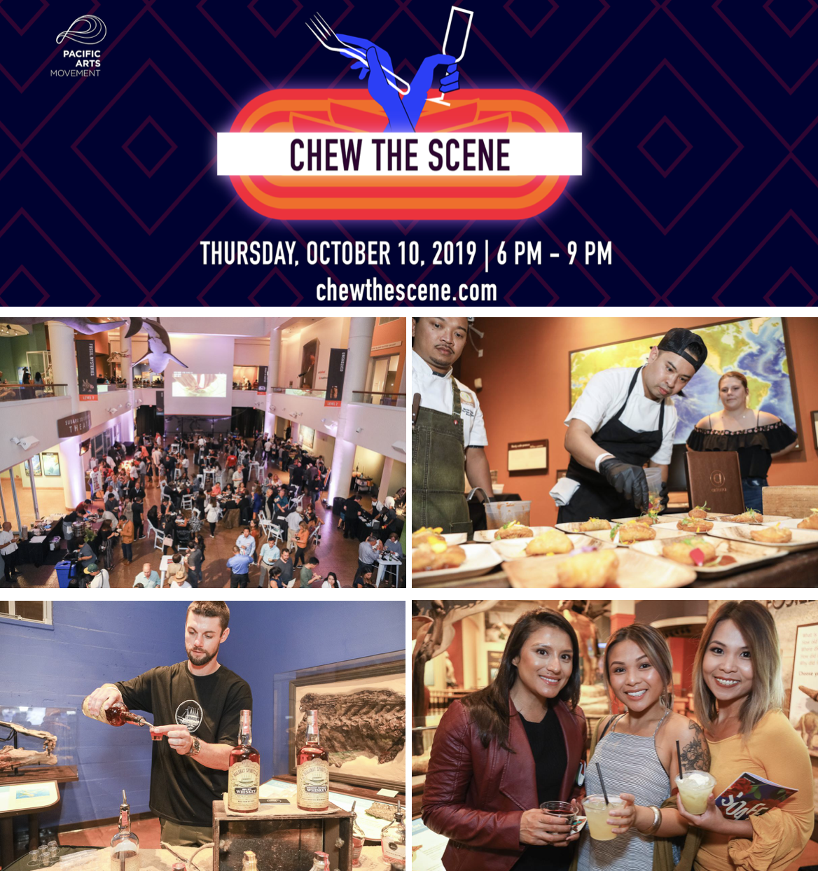SanDiegoVille: Local Chefs Showcase Asian American Cuisine ...