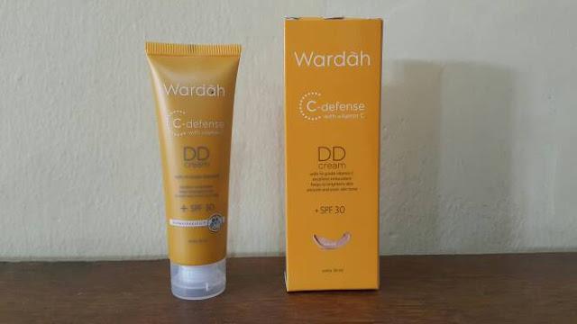 Wardah DD Cream Cocok Bagi Pemula
