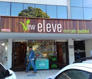 New Eleve Mercado Saudável