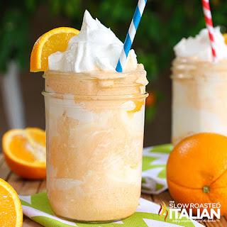 3-Ingredient Orange Creamsicle Shake + Video