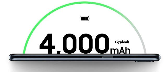 samsung-galaxy-A10s-4000-mAh battery