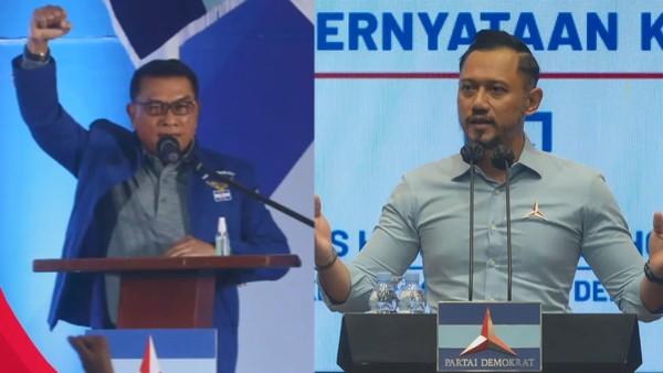 Kubu Moeldoko Singgung Strategi Panglima Vs Mayor, PD: Stres Sendiri!