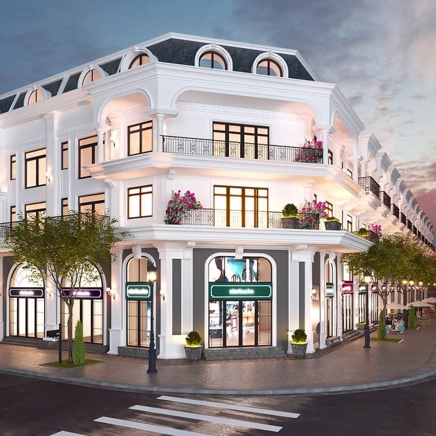Shophouse Calyx Residence Đông Anh.