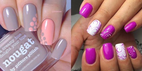 Amazing Nail Art Creations The Haircut Web