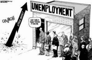 Jenis-jenis pengangguran menurut Ilmu ekonomi