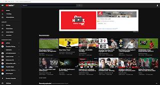 Cara Menikmati Fitur Dark Theme Pada Youtube