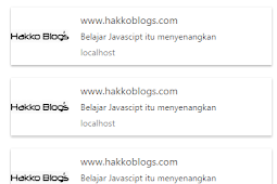 Membuat Web Notification di browser dengan javascript