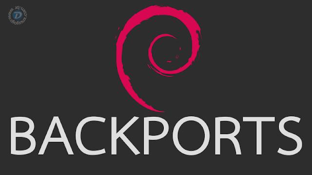 Como ativar o Debian Backports