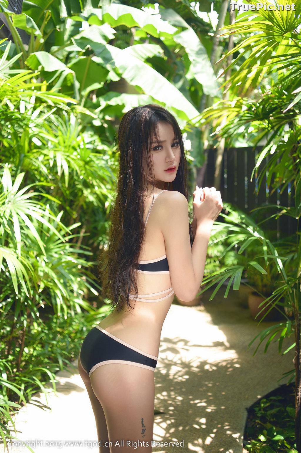 Image TGOD 2015-11-10 - Chinese Sexy Model - Cheryl (青树) - TruePic.net - Picture-26