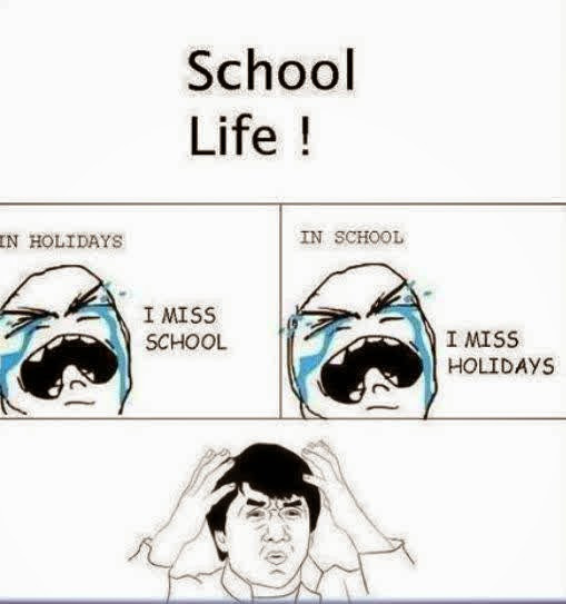 Memes Funny About School