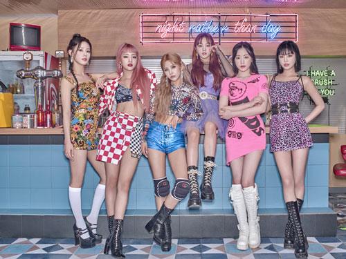 girl band kpop