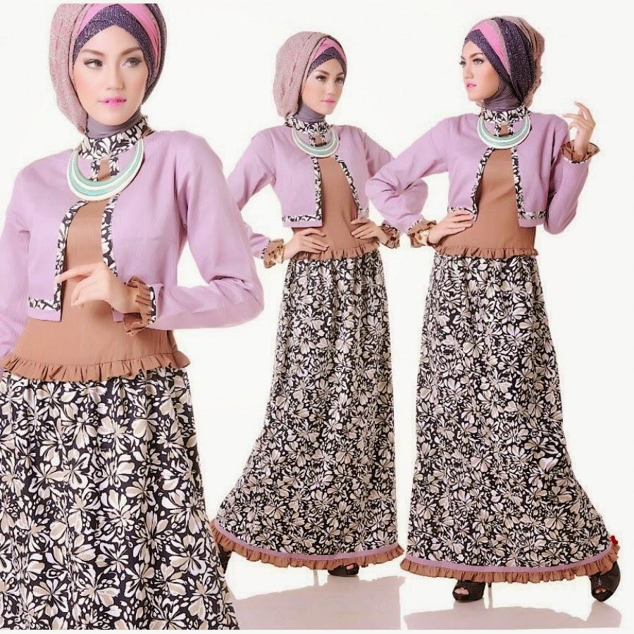 Kombinasi Baju Muslim Remaja 2015