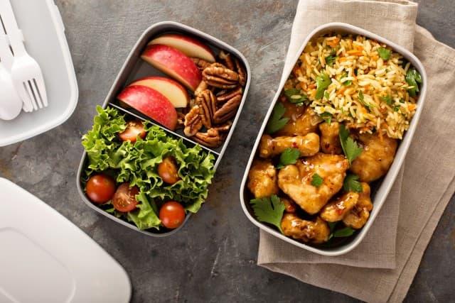 Thực phẩm tăng cân hiệu quả cho người tập gym