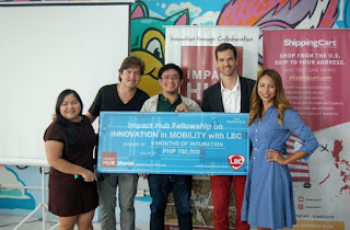 SkyEye Wins the Impact Hub Fellowship with LBC Startup Competition
