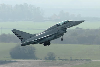 Italian Air Force F35 Eurofighter