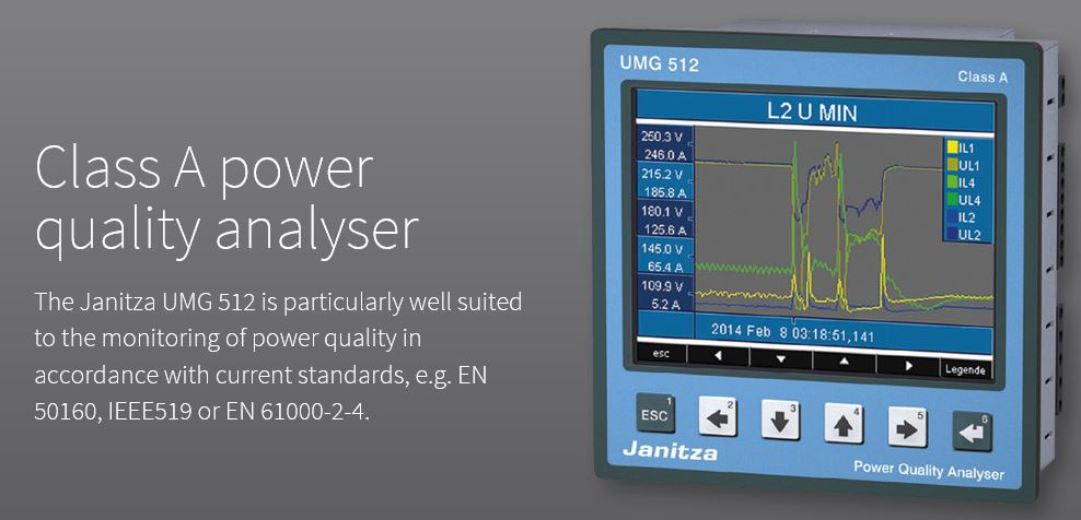 News on IEC 61850 and related Standards: Power Quality Meter