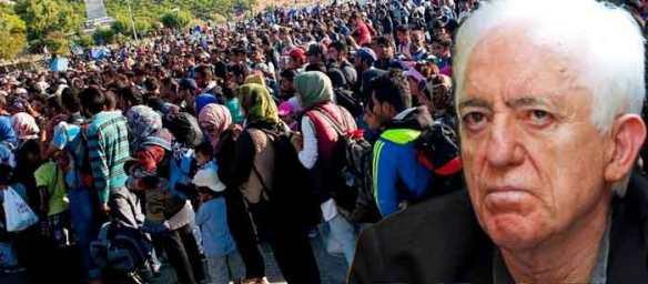 Μαζέψτε τους λαθρομετανάστες σε ακατοίκητα νησιά