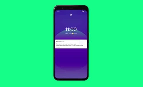 Google introduces new privacy features for older phones